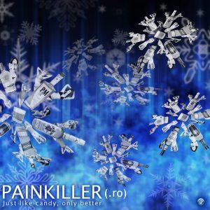 Sarbatori Fericite! de la painkiller.ro