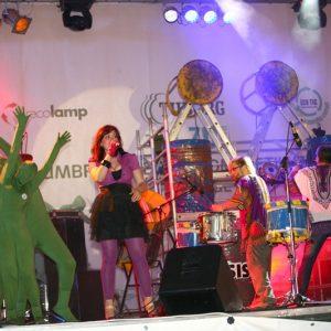 Trupa Sistem in concert